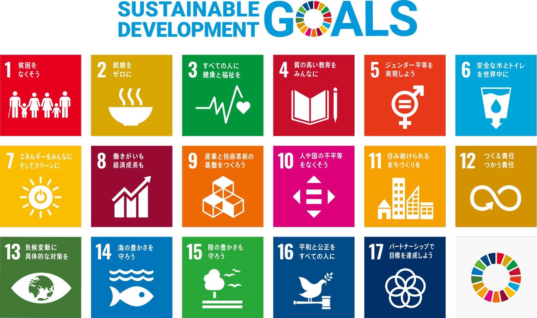SDGsへの取り組み